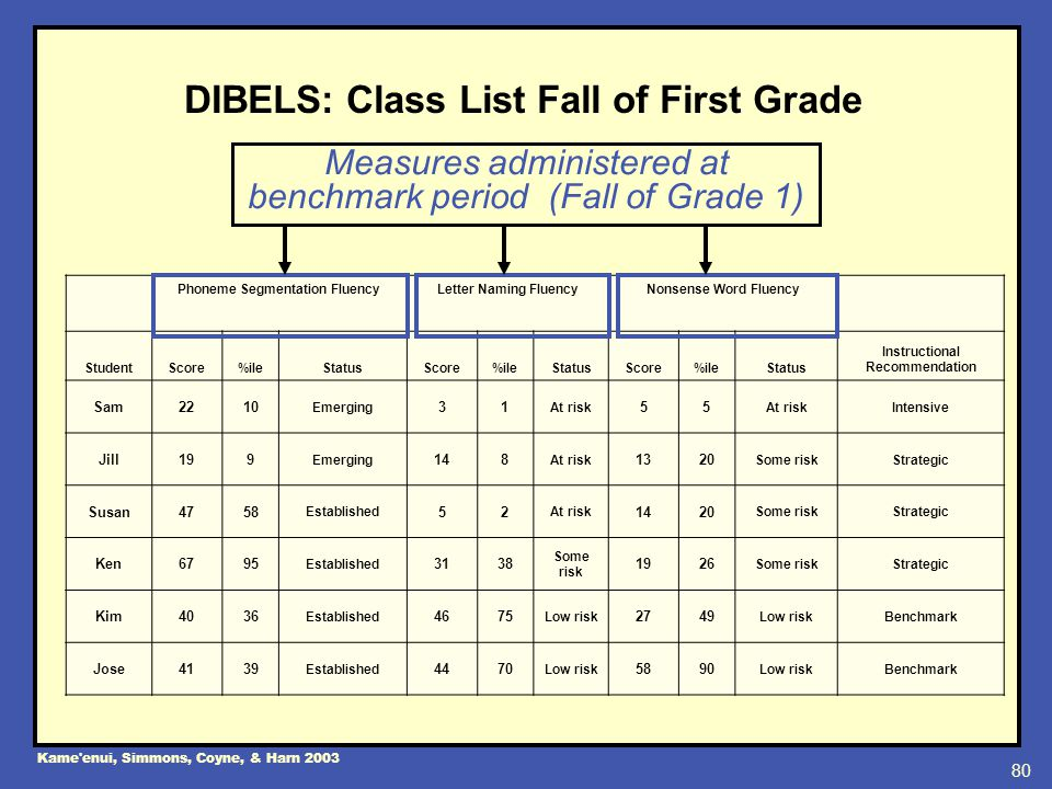 The foundations of dibels and idel ppt download.