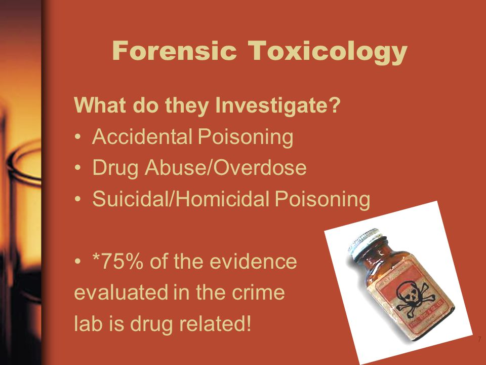 Ppt ch 10 – forensic toxicology powerpoint presentation id:1331043.