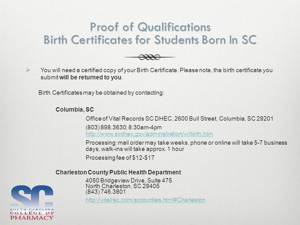 South Carolina College Of Pharmacy Board Application Process Usc