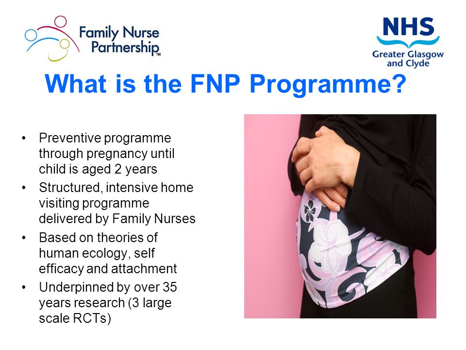 What is the FNP Programme