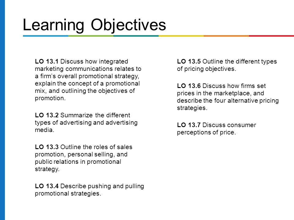 Promotion and Pricing Strategies - ppt download