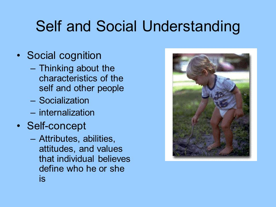 Self and Social Understanding