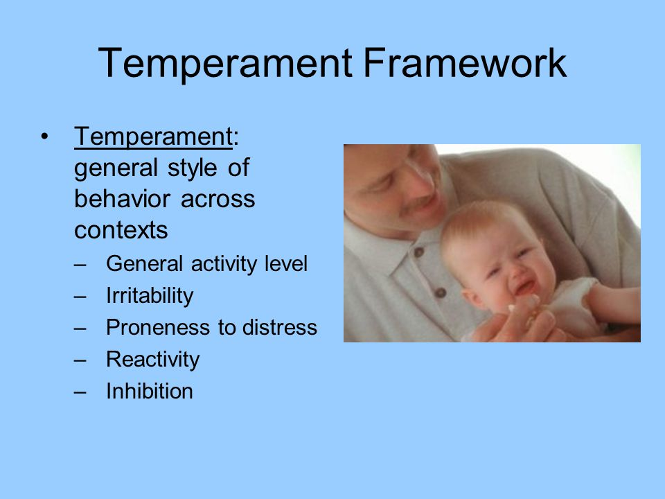 Temperament Framework