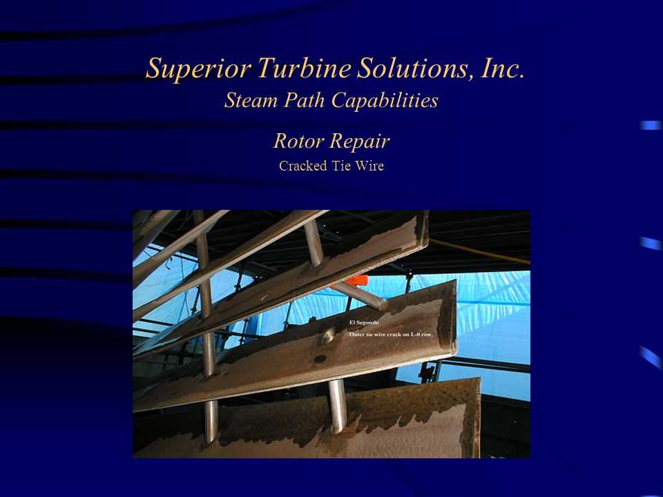 Superior Turbine Solutions, Inc