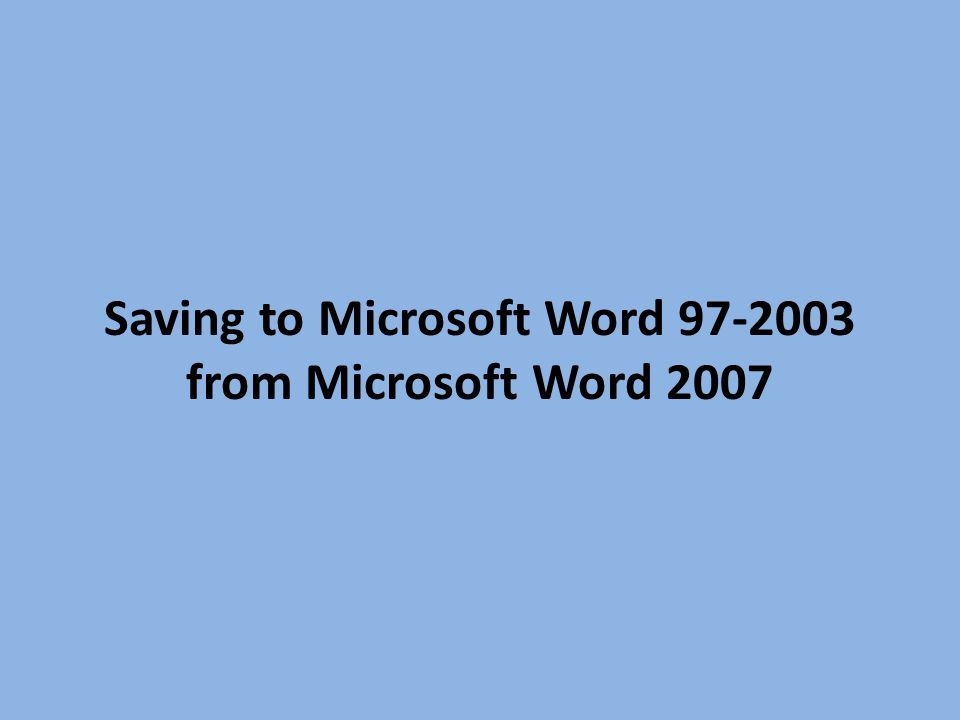 saving to pdf from word 2003