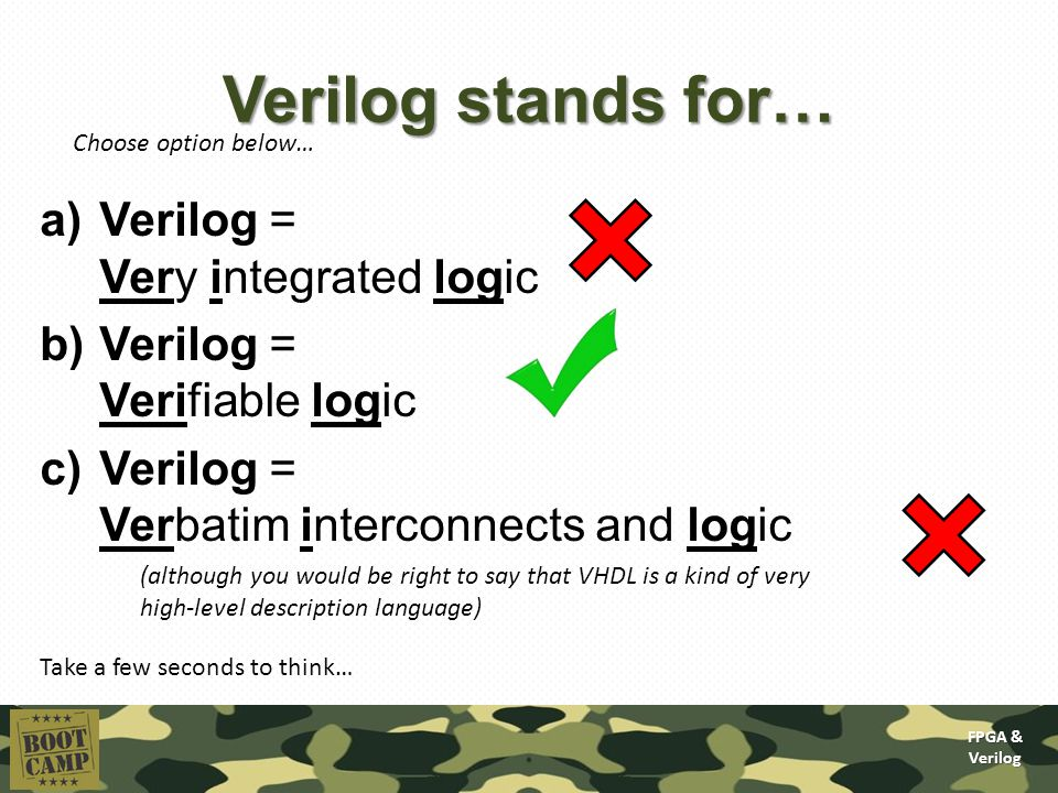 how to call verilog module in vhdl