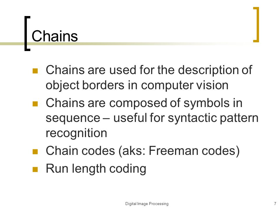 Data Structures For Image Analysis Ppt Video Online Download