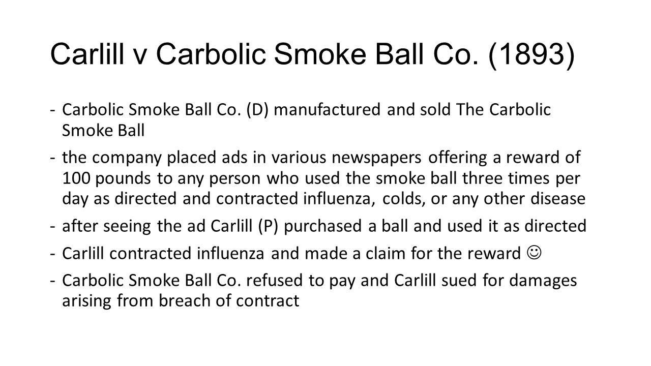 smoke ball company
