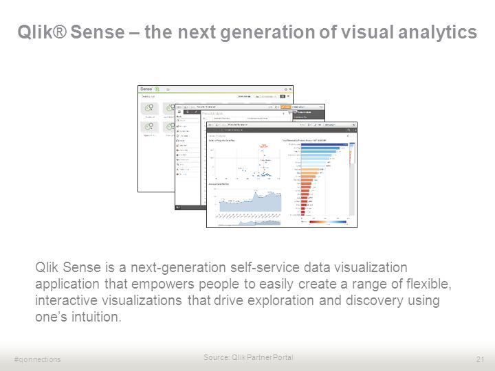 T24 - Supplementing QlikView® with Qlik® Sense - ppt video