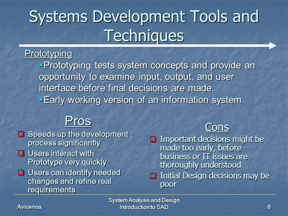 Introduction To System Analysis And Design Ppt Video Online Download