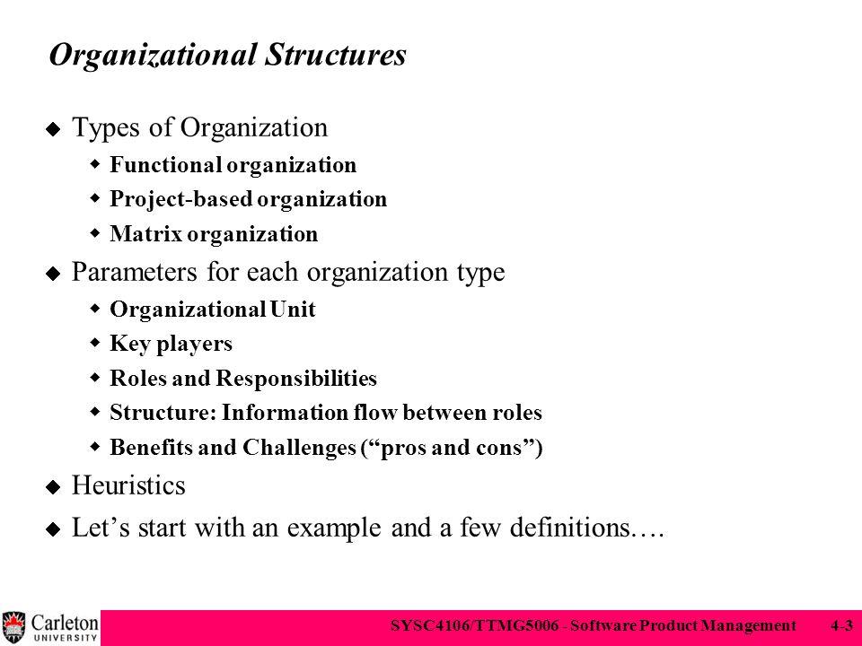 matrix organisational structure definition