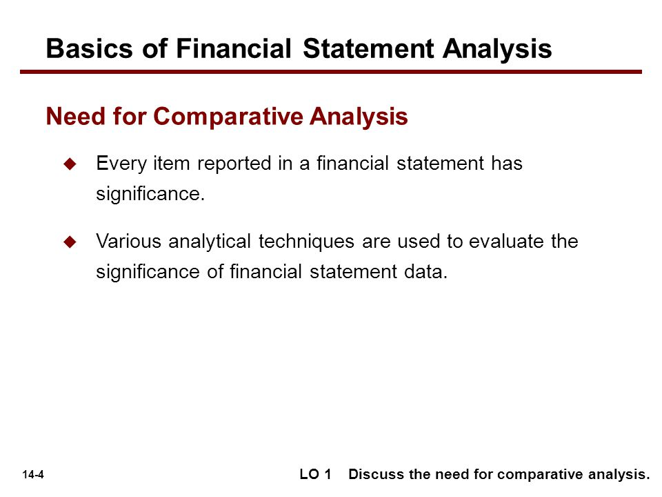 3e056ee9050 Financial Statement Analysis - ppt download