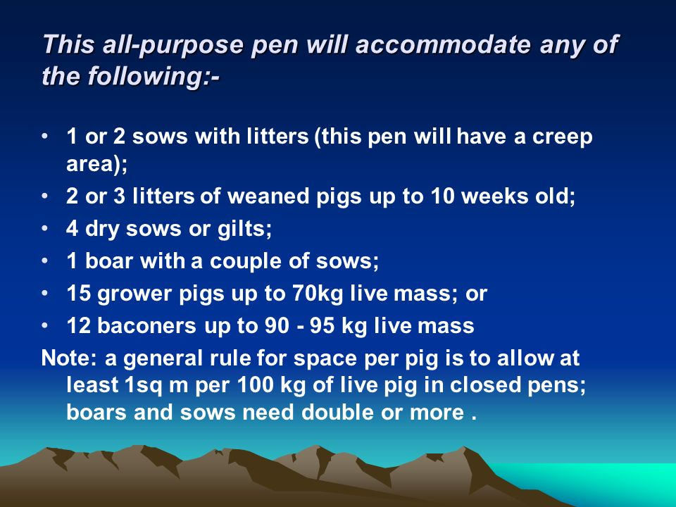 This all-purpose pen will accommodate any of the following:-