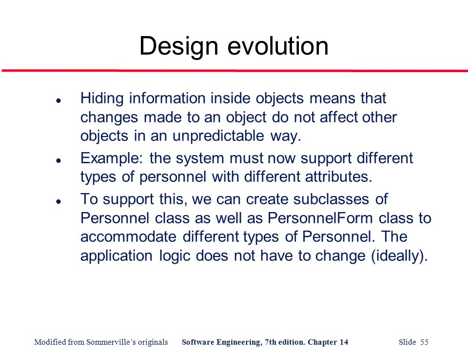 Object Oriented Design Ppt Download