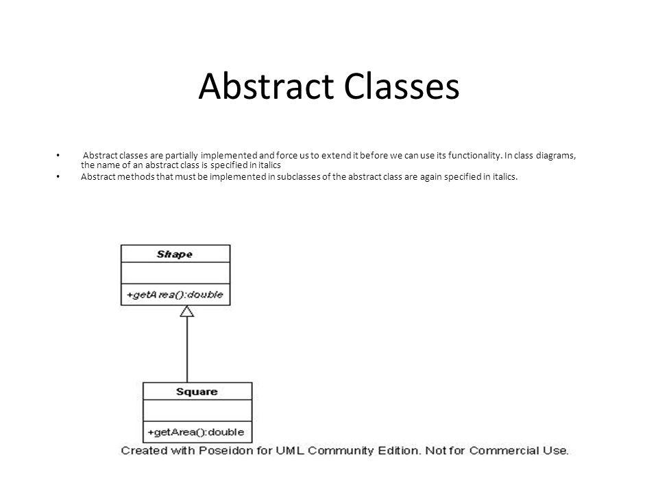 Uml Class Diagrams Ppt Download