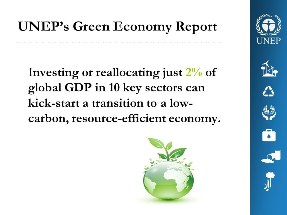 UNEP's Green Economy Report