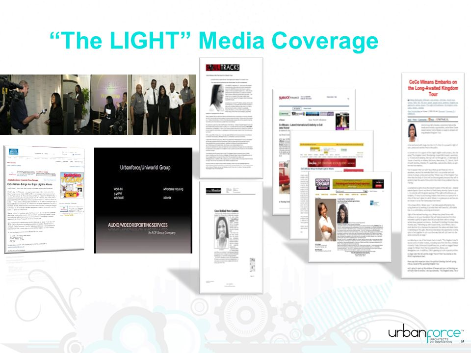 The LIGHT Media Coverage