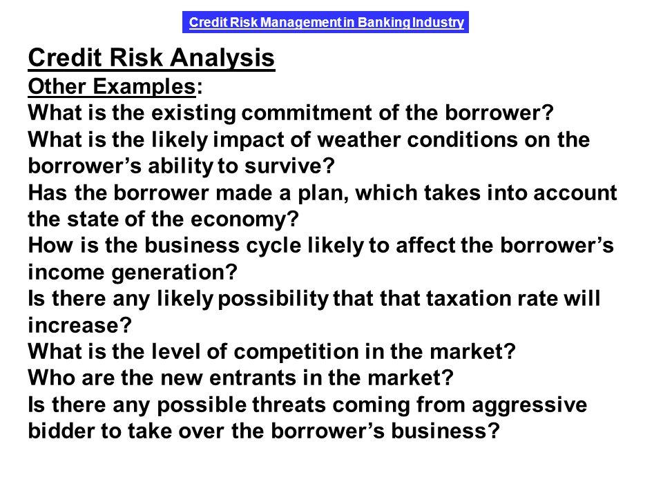 Enterprise risk management: balancing threats and profitability (cred….