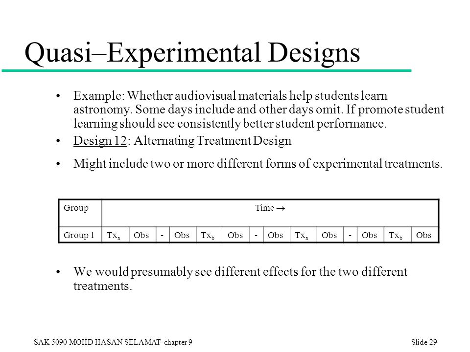 Experimental Design A Researcher Can Most Convincingly Identify