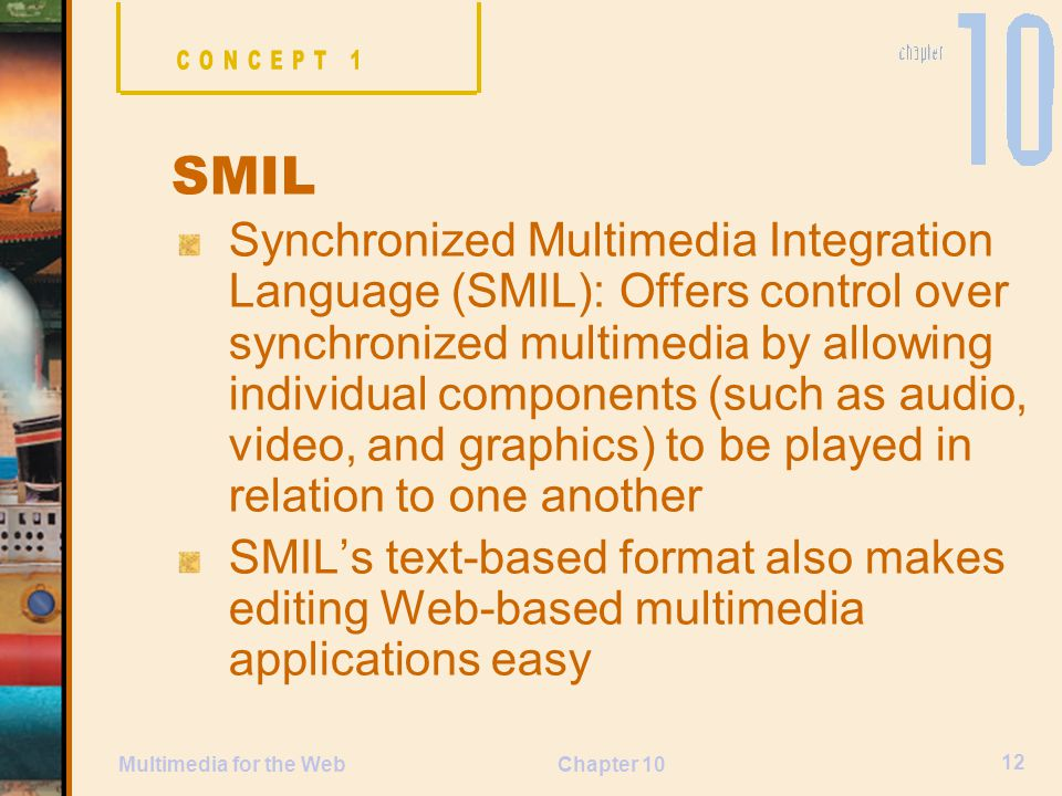 CONCEPT 1 SMIL.