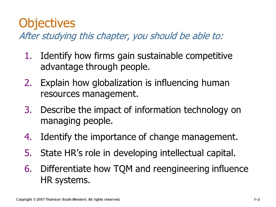 The Challenge Of Human Resources Management Ppt Video Online Download
