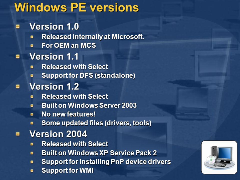 Microsoft Business Desktop Deployment Solution Accelerator