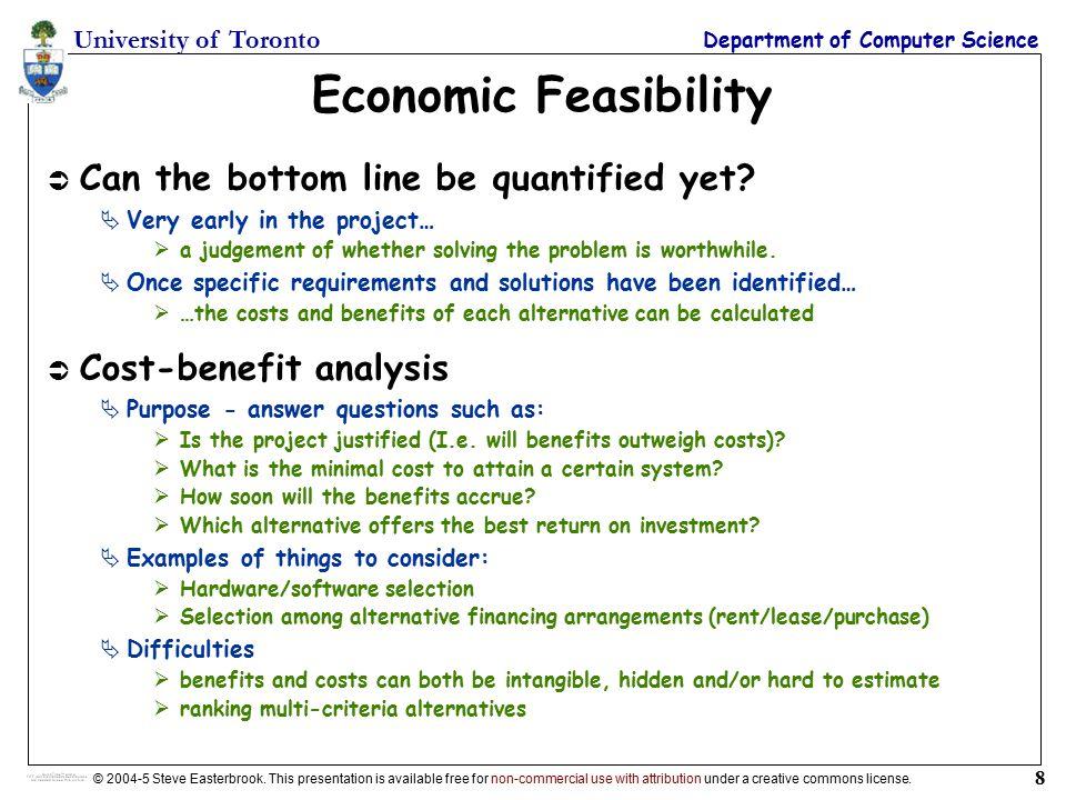 Pdf) socio-economic feasibility, implementation and evaluation of.
