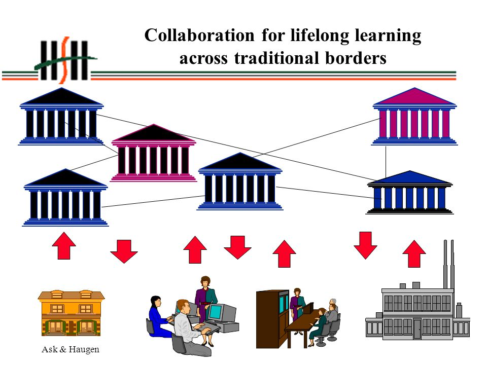 Collaboration for lifelong learning across traditional borders