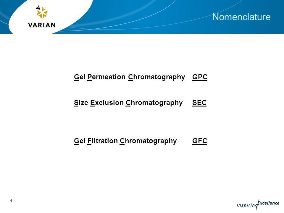 Foundation Gpc Part 2 Basic Gel Permeation