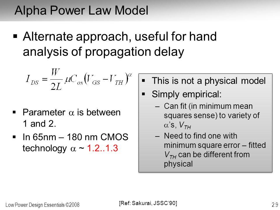 Nanometer Transistors and Their Models - ppt video online download
