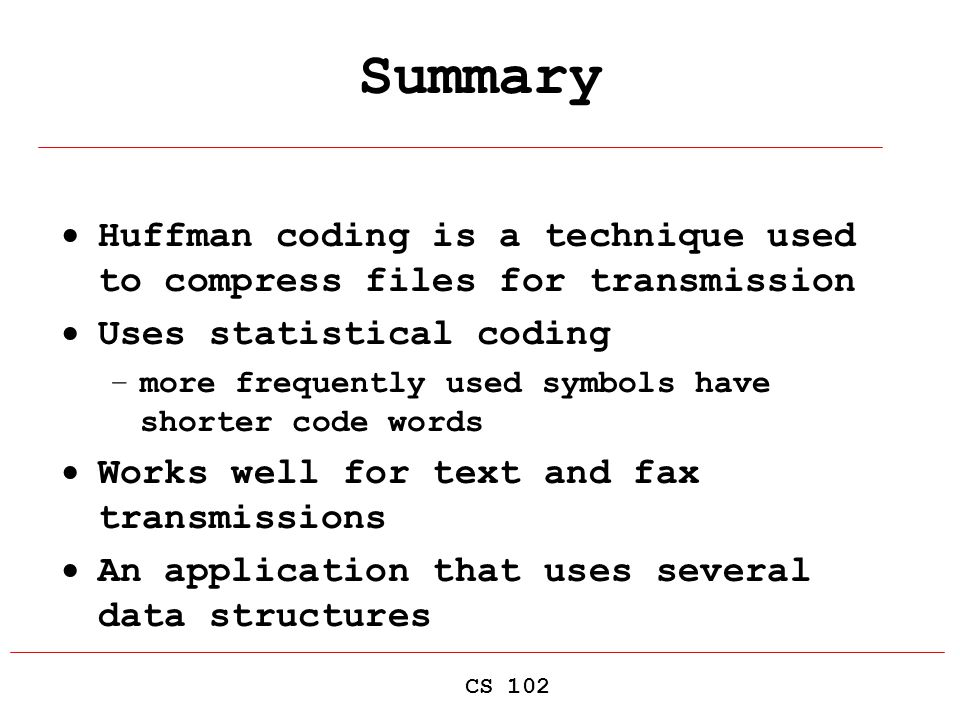 Ppt huffman coding powerpoint presentation id:4004609.