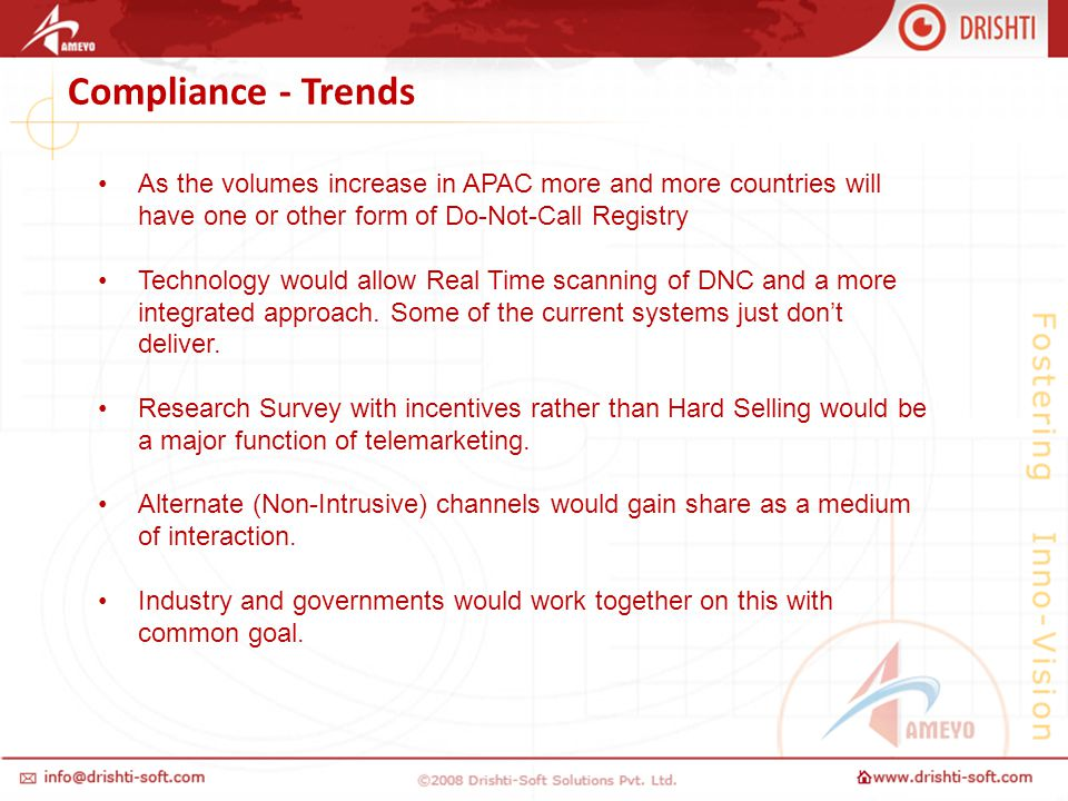 TRENDS IN TELEMARKETING - ppt download