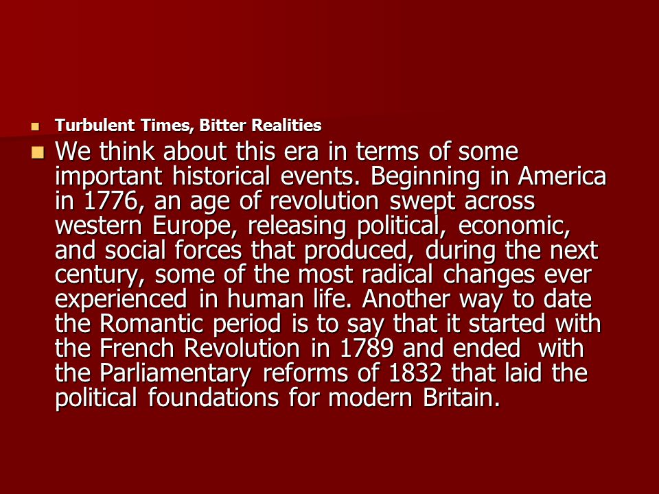 europes events and politics during the new age They were concentrating their activities on the lootable monasteries and villages of coastal europe there is thus no man-made record of what katla was up to then  in layers laid down during.