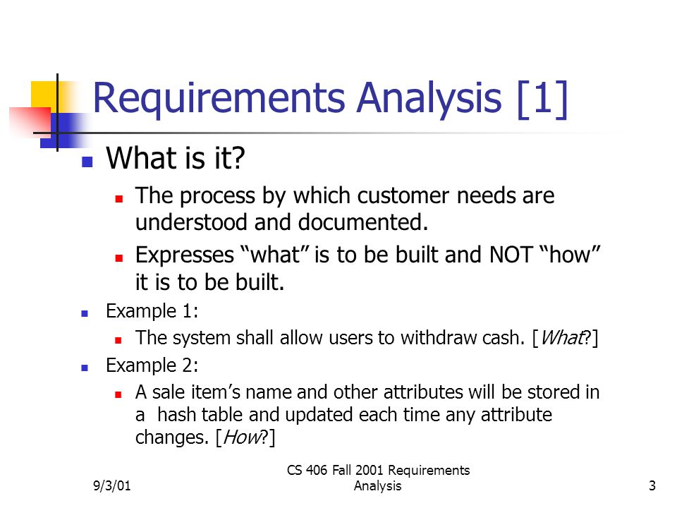 Requirements Analysis And The Unified Process Ppt Download - Requirement analysis