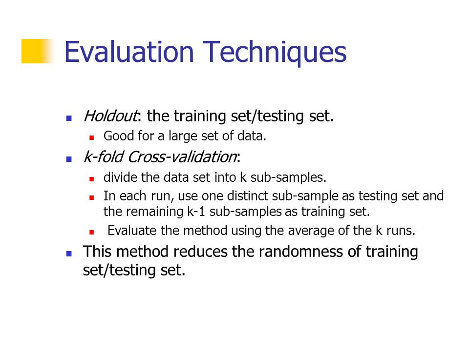 Model Evaluation Instructor: Qiang Yang - ppt video online