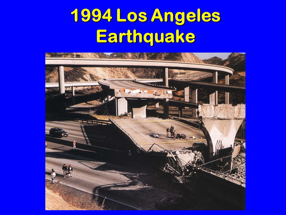1994 Los Angeles Earthquake