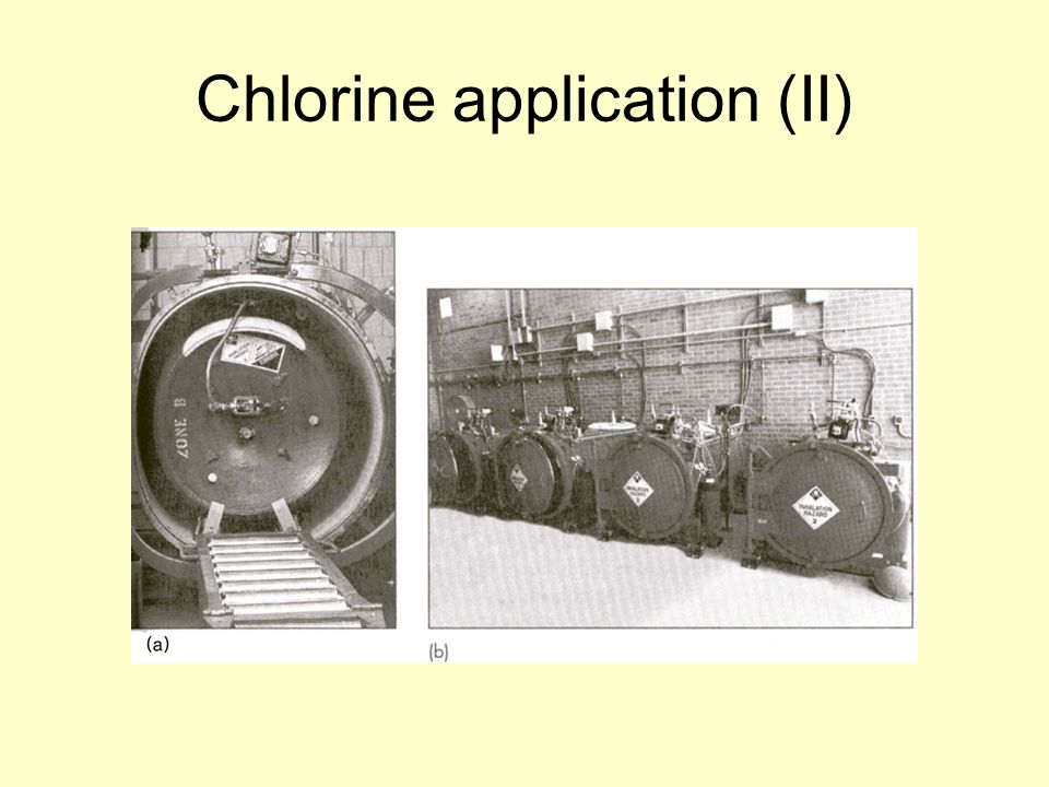 The History Of Chlorine As A Disinfectant In Drinking Water