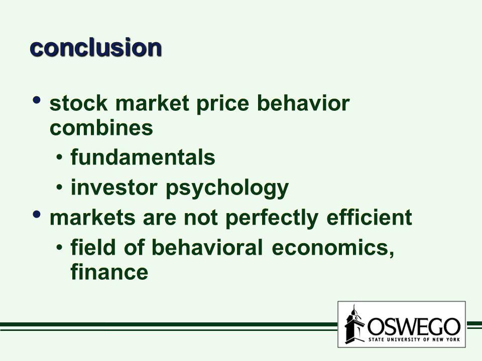 8  Stocks, Stock Markets, and Market Efficiency