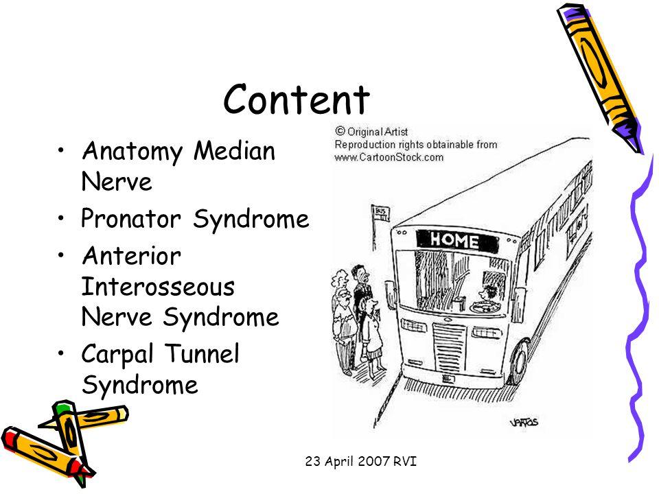 Median Nerve Compression syndromes - ppt video online download