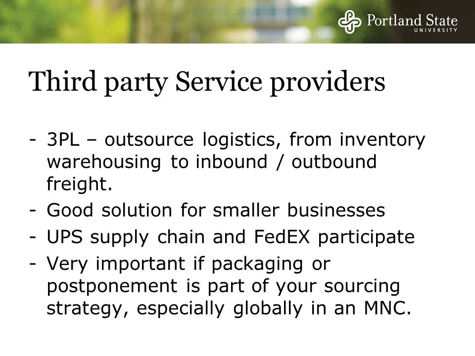 how to sell 3pl services
