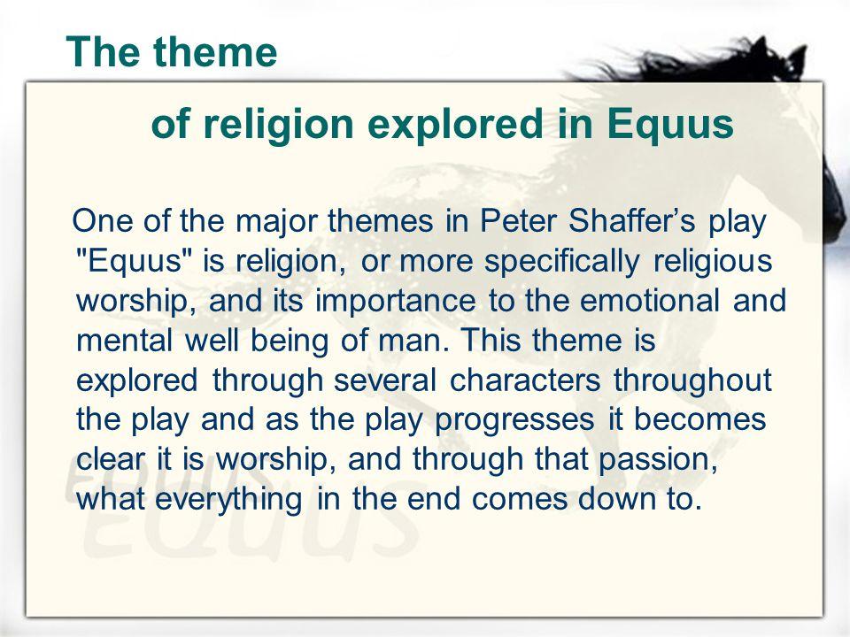 equus play summary