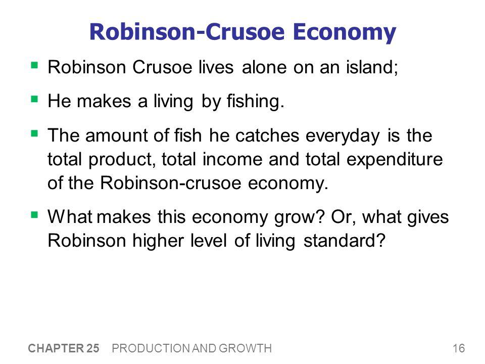 """Resultado de imagen de robinson crusoe model economics"""""""