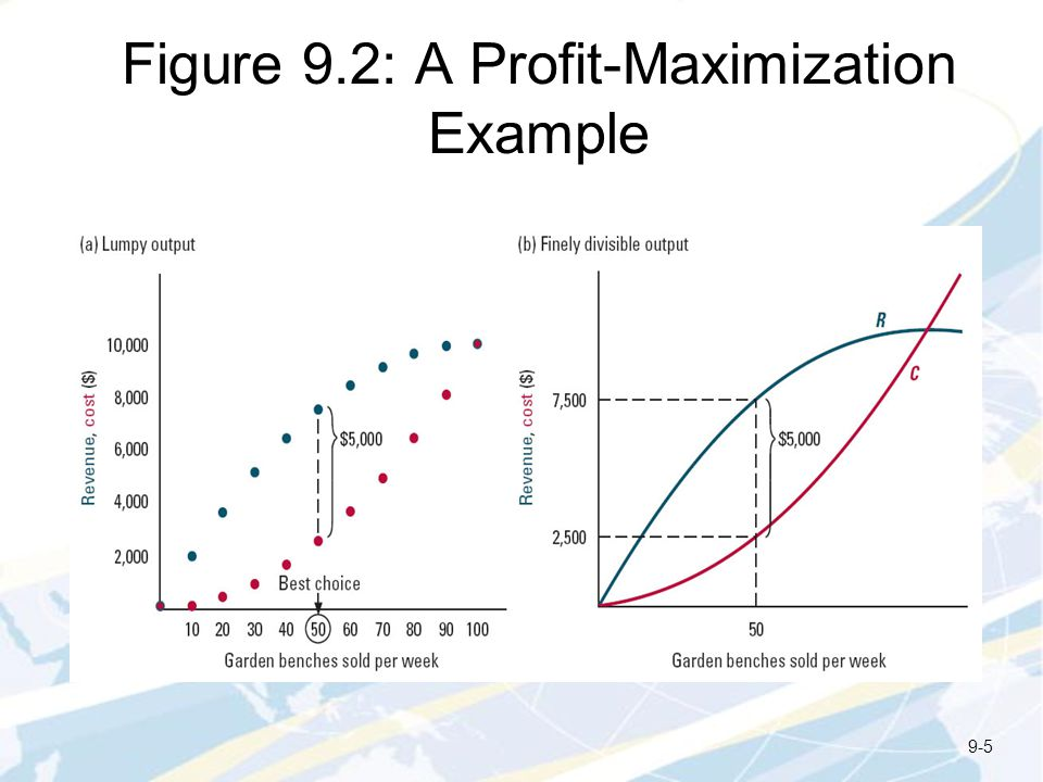 Chapter 9 Profit Maximization Mcgraw Hillirwin Ppt Video Online