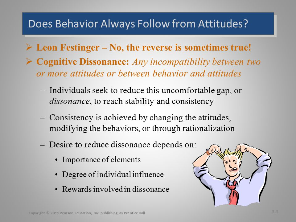 Moderating Variables The most powerful moderators of the attitude-behavior relationship are: Importance of the attitude.