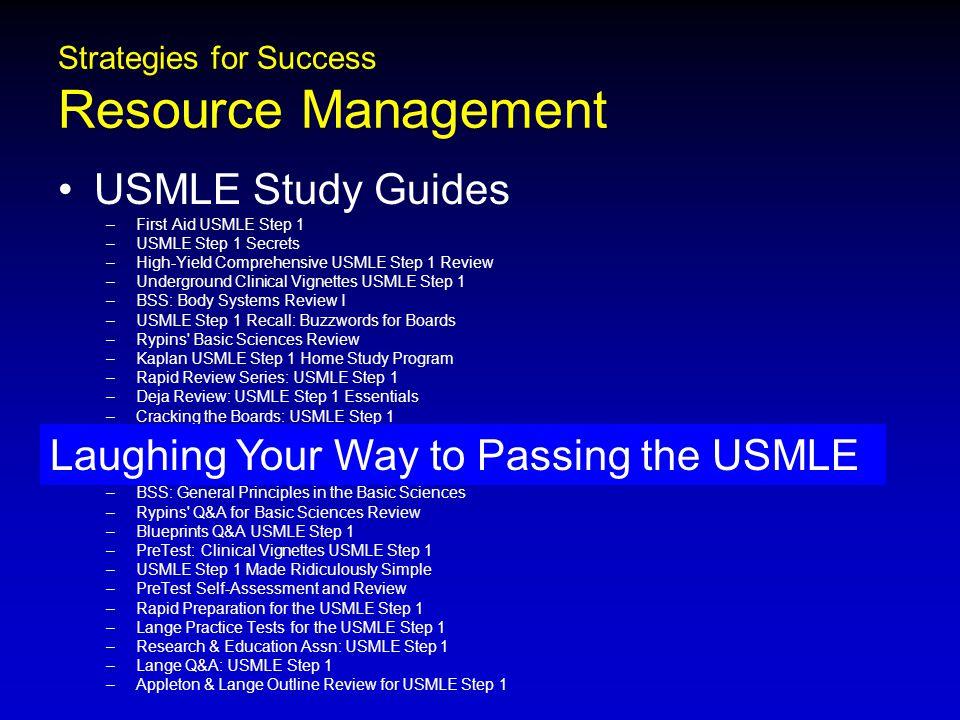 USMLE STEP 1 SURVIVAL GUIDE  - ppt video online download