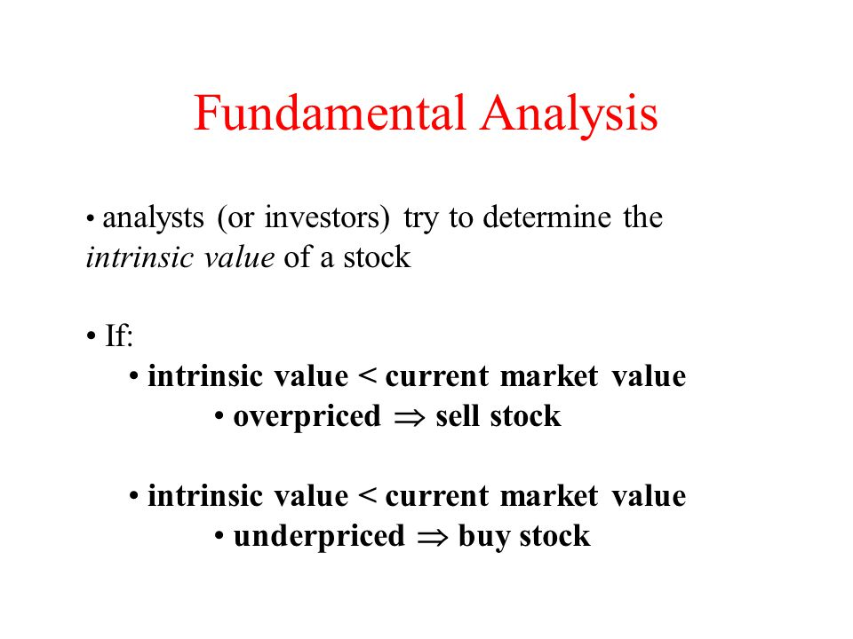 COMMON STOCK VALUATION - ppt download