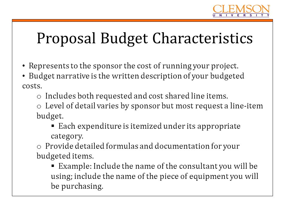 Grant Proposal Writing - ppt download