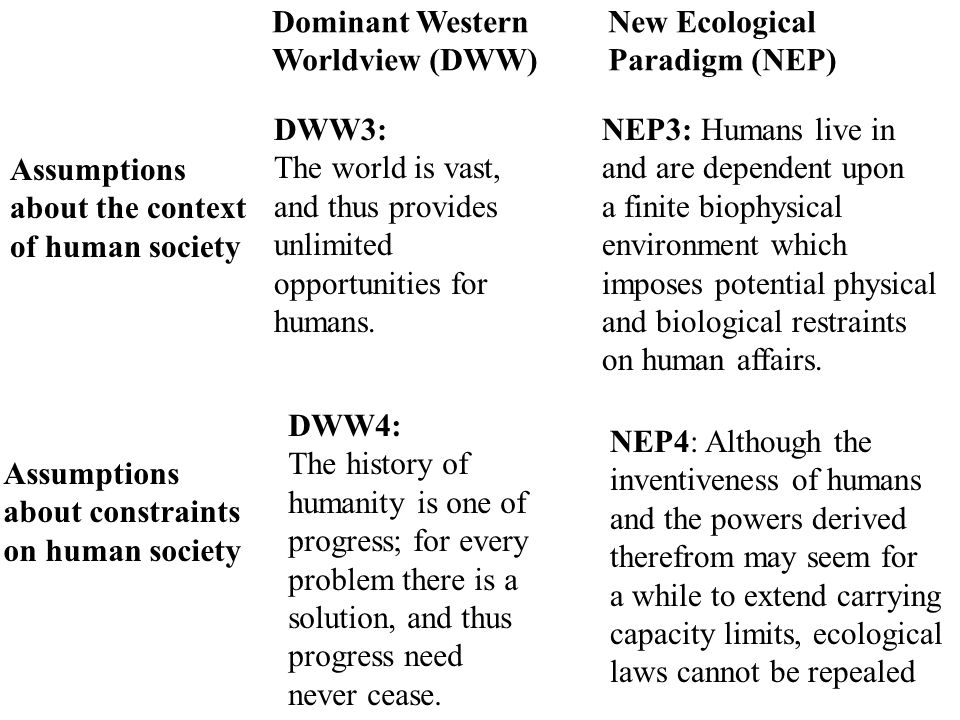 Environmental Sociology And the HEP-NEP Distinction - ppt video