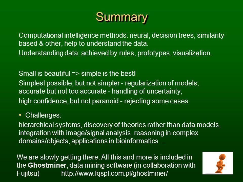 Computational intelligence tools for data understanding   ppt download