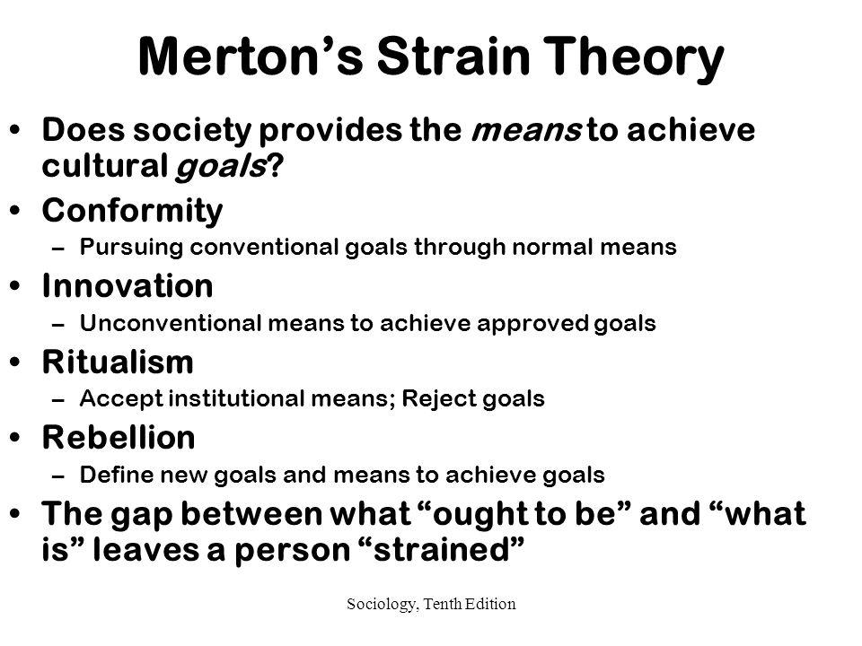 Innovation Definition Sociology
